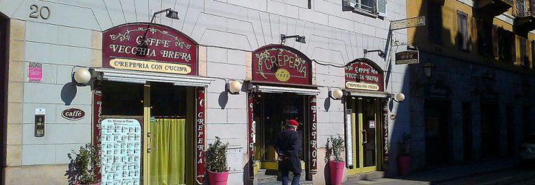 Caffe Vecchia Brera