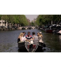 Canal Motorboats rent a boat Amsterdam