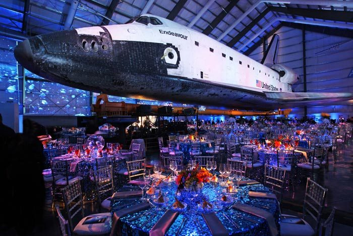 endeavour reservation information california science center - 700×467