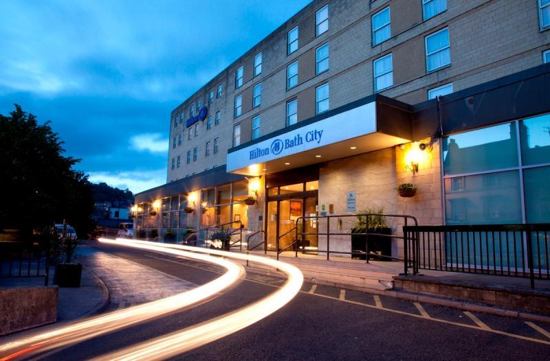 Hilton Bath City Bath and North East Somerset
