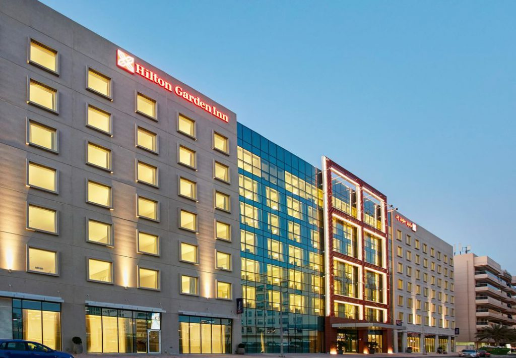 Hilton Garden Inn Dubai Mall Of The Emirates Al Barsha