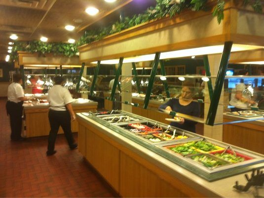 reviews of HomeTown Buffet
