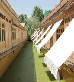 Houseboats of Dal Lake (Kashmir,India)