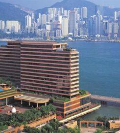 Intercontinental Hotel Bar