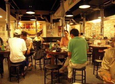New Village Restaurant (새마을식당)