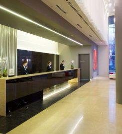 DoubleTree by Hilton Hotel Ekaterinburg City Centre