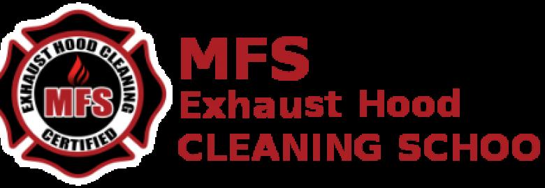 MFS Exhaust Hood cleaning School
